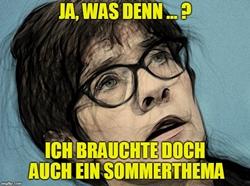 Sommerloch 2018...
