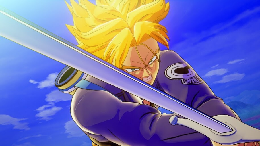 Trunks Super Saiyan Dragon Ball Z Kakarot 4k Wallpaper 3734