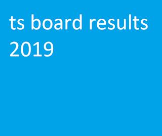 ts board results 2019