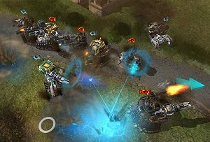 Steel Legions free browser strategy MMO game