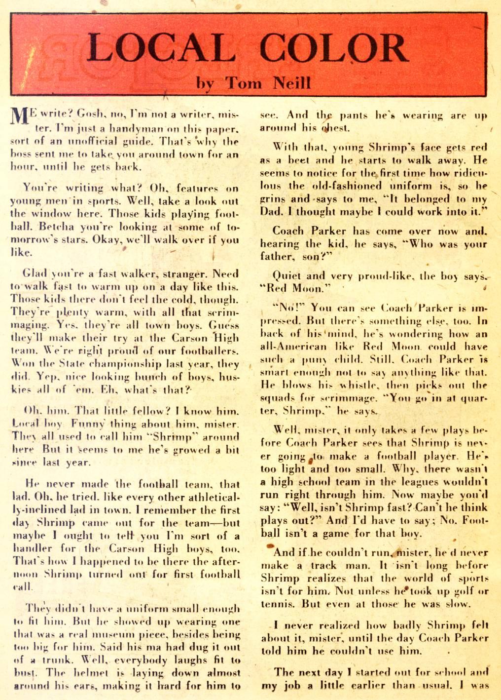 Read online Detective Comics (1937) comic -  Issue #131 - 32