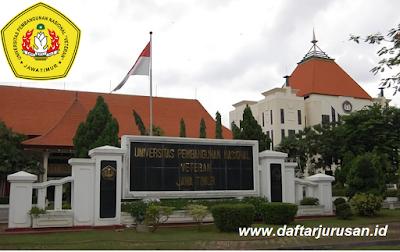 """Daftar Fakultas dan Jurusan UPNJATIM Universitas Pembangunan Nasional """"Veteran"""" Jawa Timur"""