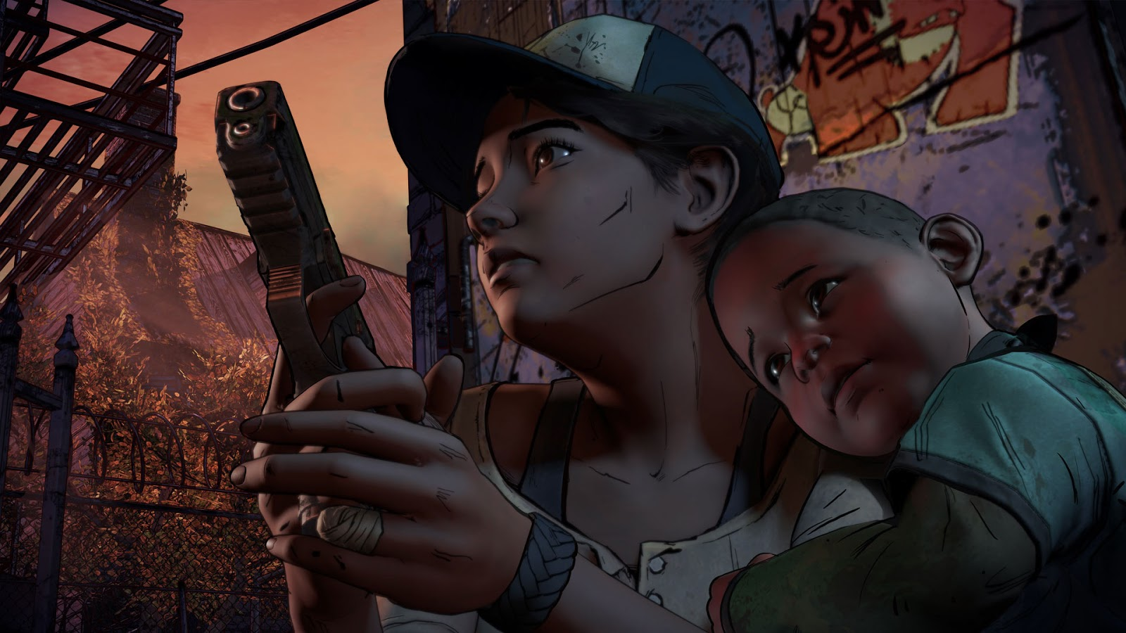 The Walking Dead A New Frontier Episode 4 ESPAÑOL PC Full (CODEX) 1