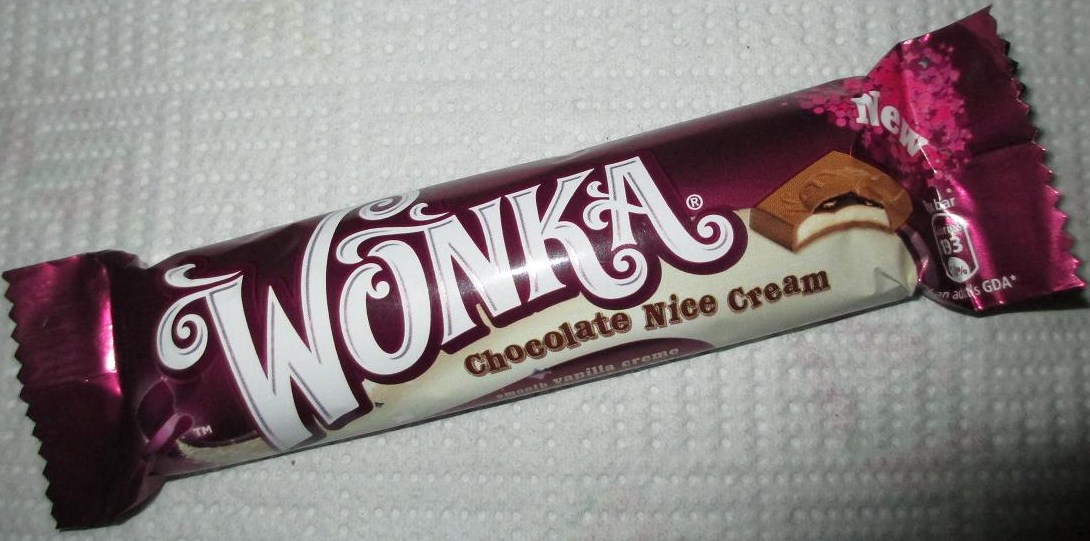 Foodstuff Finds New Wonka Chocolate Nice Cream Local