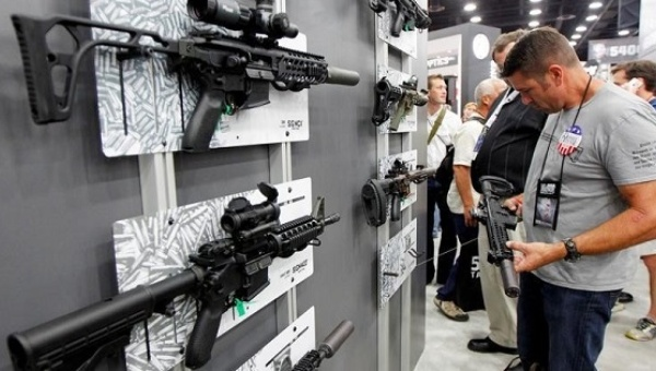 Democrats' New Stance on Gun Control; National Security