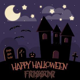Happy Halloween Frisson, Throwback Thursday