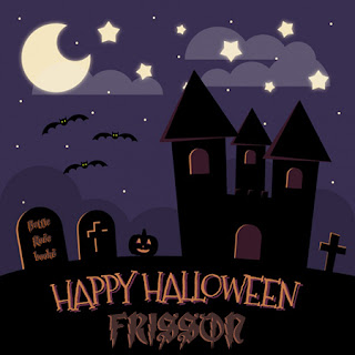 Happy Halloween Frisson, Throwback Thursday