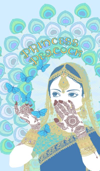 Princess Peacock