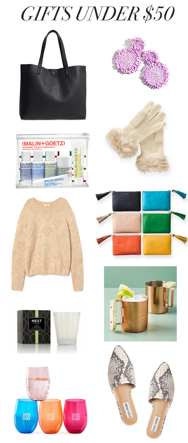 The Peak Of Tres Chic Gift Ideas For Her Under 50 Holidays 2018