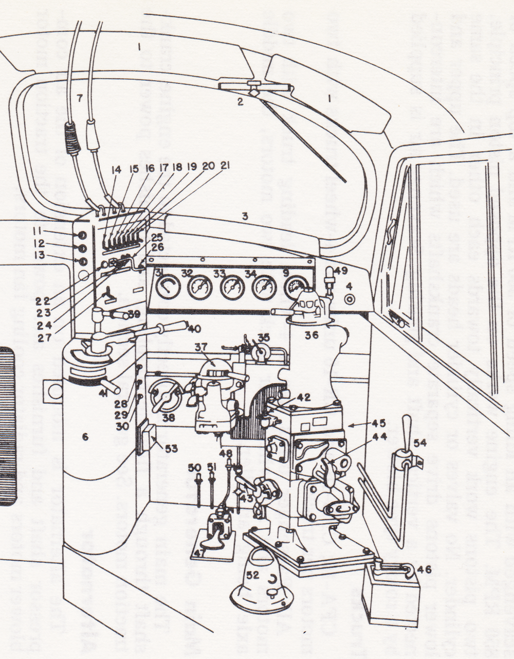 rolly martin country reaching the headend air signal equipment Engine Parts Diagram from cnr operating manual for lo otive engineers september 1966