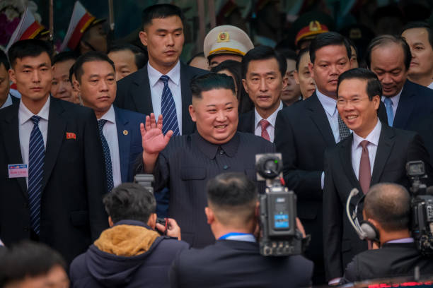Kim Jong-un Arrives In Vietnam Ahead Of US-DPRK Summit