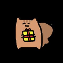 cuteSquirrelSticker
