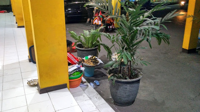 Loket Tiket Pertujukan Wayang Sriwedari