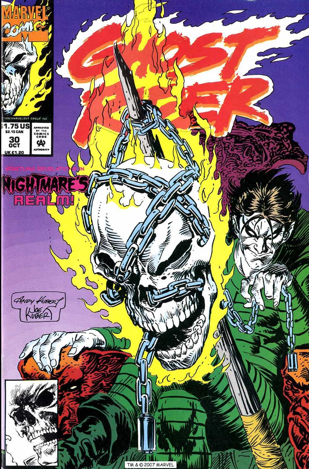 Ghost Rider (1990) 30 Page 1