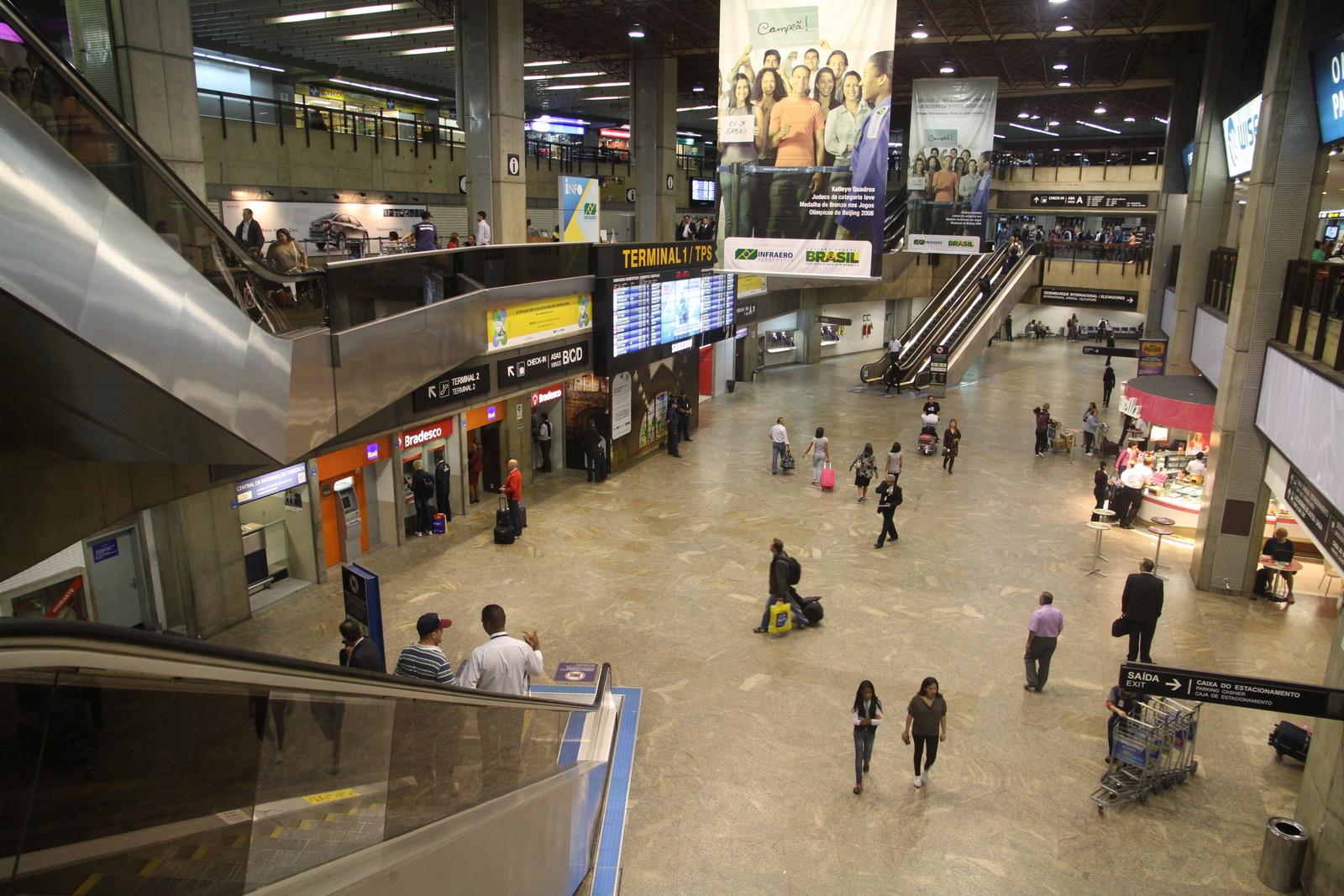 Aeroporto Sp : Promores a vagas aeroporto de guarulhos sp