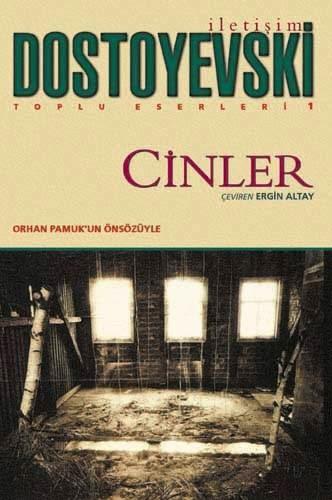 Cinler – Dostoyevski ePub ebook indir PDF e-kitap indir