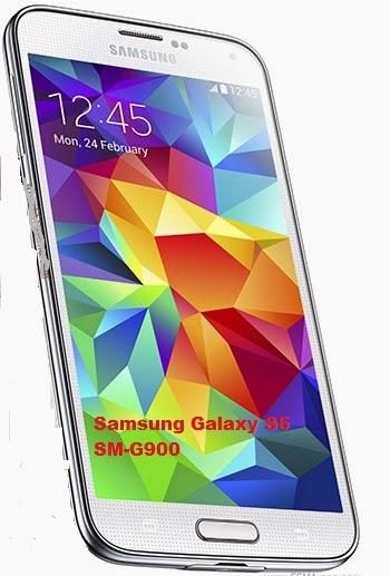 cara flash Samsung Galaxy S5 SM-G900