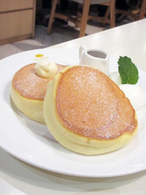 PAN de PAIN Pancakes & Sweets - 還是值得推介的Souffle Pancake