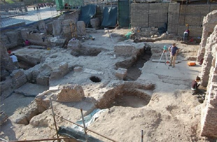 Italy: Ancient cult sanctuary unearthed in Rome