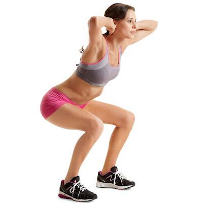 squat ile zayıflama