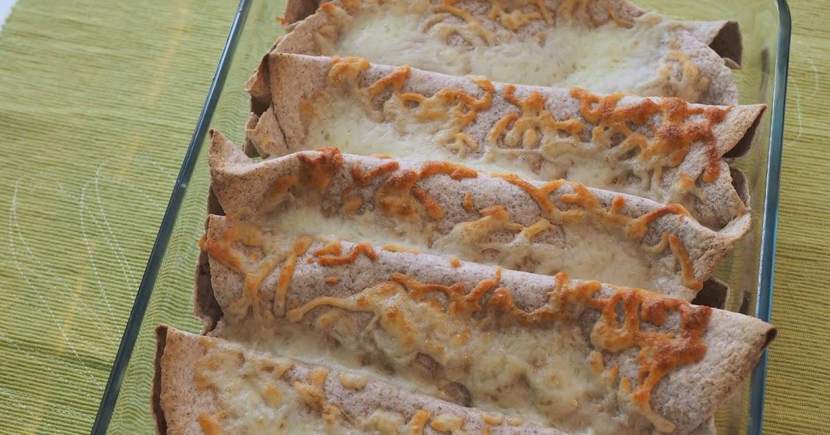 Tortillat Uunissa