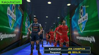 (500MB) Download PES 2019 PPSSPP Gojek Liga 1&2 Indonesia Afc Champios Asia Kamera Jauh || Jogress V3.5