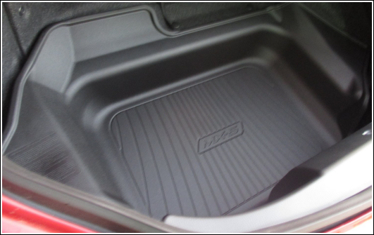 MX-5 Rubber All Weather Cargo Tray