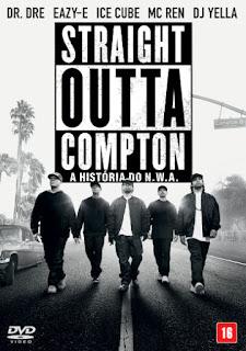 Straight Outta Compton: A História do N.W.A. - BDRip Dual Áudio