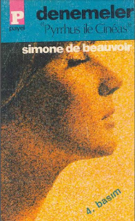 Simone de Beauvoir - Denemeler - Pyrrhus ile Cineas