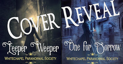 Whitechapel Paranormal Society Cover Reveal Giveaway