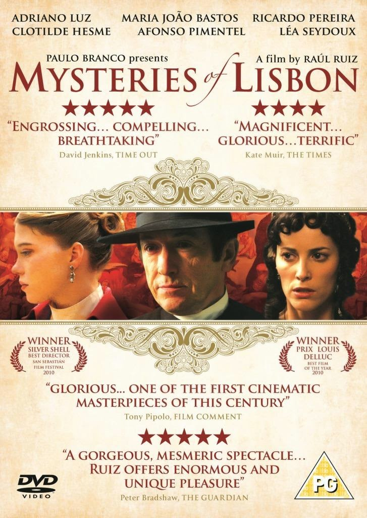 Mysteries of Lisbon, Directed by Raúl Ruiz
