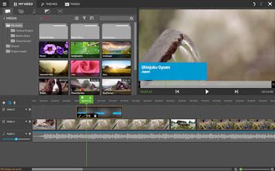 download aplikasi edit video WeVideo Video Editor apk