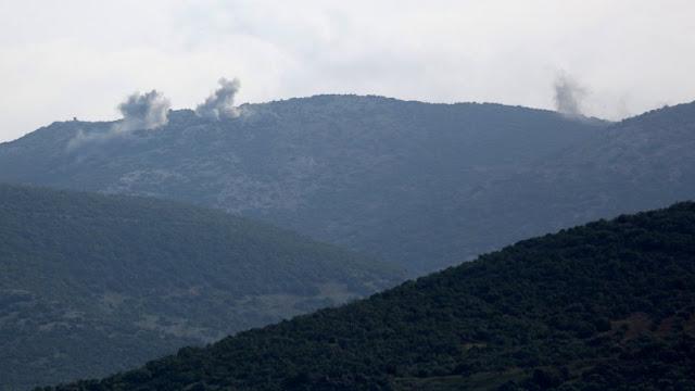 دير شبيغل: تركيا تستخدم اسلحة محرمة في عفرين