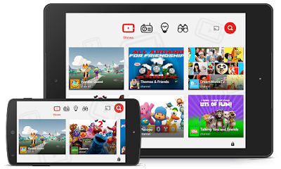 Free YouTube Kids Android iOS App