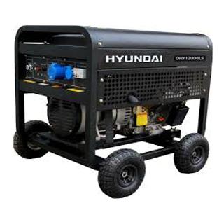 Máy phát điện Hyundai diesel DHY12000LE