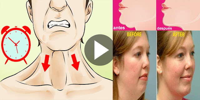 Simple Steps That Will Remove Your Double Chin
