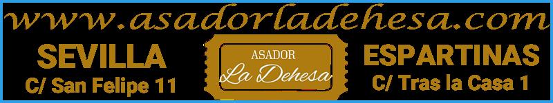 Asador la dehesa Sevilla