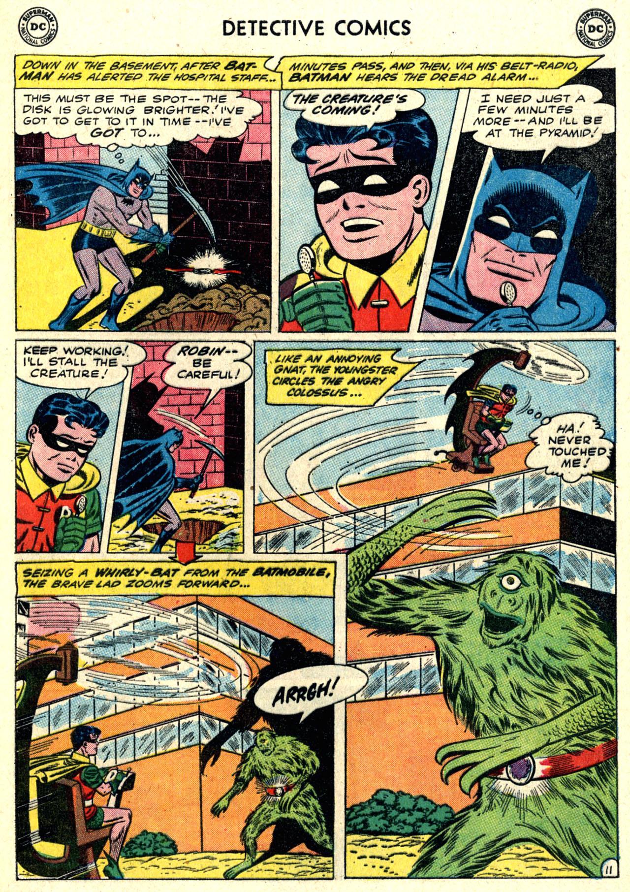 Detective Comics (1937) 291 Page 12
