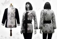 Lengan Panjang Atau Pendek Model Baju Batik Muslim Model Baju Batik