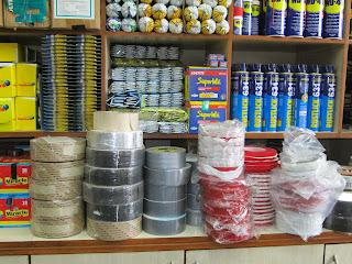 adhesives,
