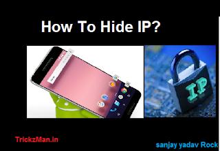 How to Hide IP