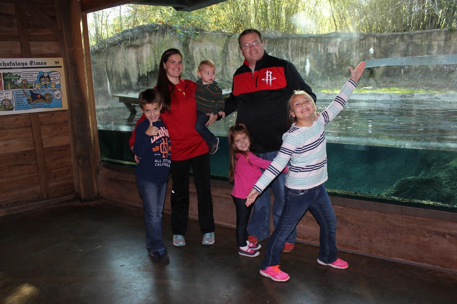 Zoo Lights Baton Rouge