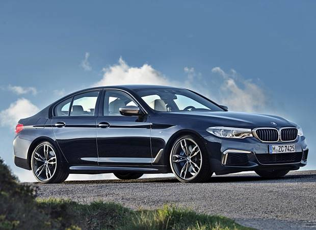 New 2018 BMW M550i xDrive Review