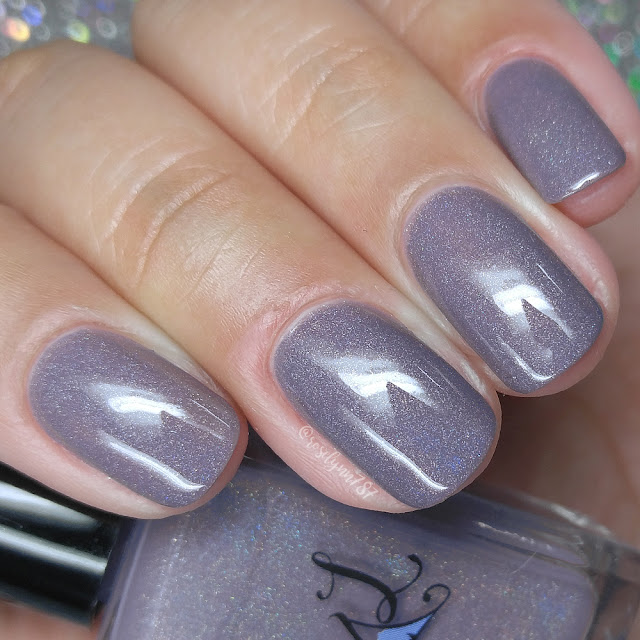 Smokey Mountain Lacquers - Smoke and Mirrors