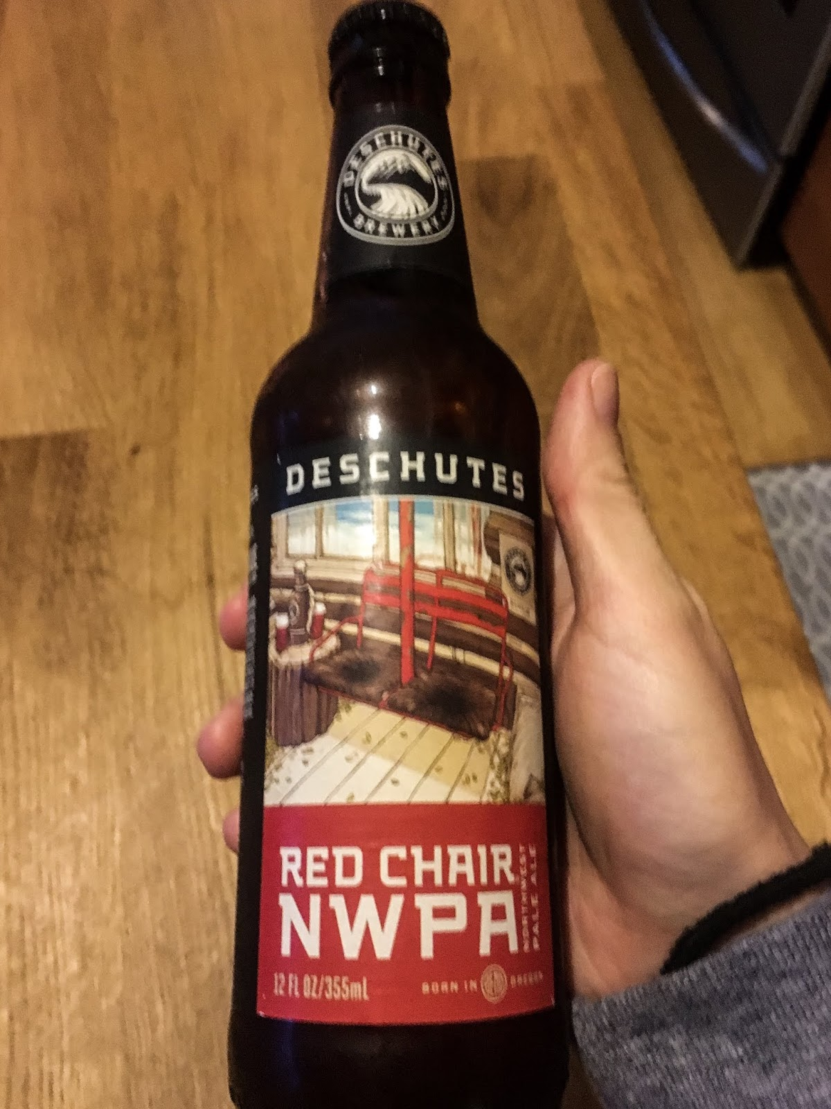 red chair nwpa abv rocking and ottoman cushions a blonde with brew deschutes brewery is seasonally available january through april sold in 24 packs