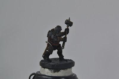 Duergar Warrior (WIP)