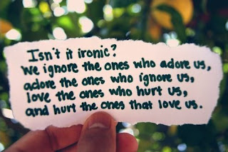 Isn't it Ironic, Don't you think?