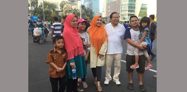 Di CFD, Rizal Ramli Dicurhati: Rakyat Sudah Capek Hidup Kayak Begini