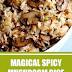 Magical Spicy Mushroom Rice #mushroomrecipes #easyrecipes
