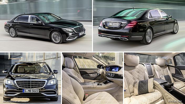 Xe mercedes maybach s560 v s680 phi n b n m i nh t for Mercedes benz s680